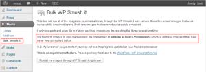 Pre-Smush