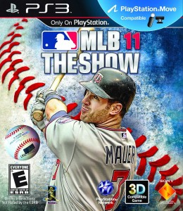 MLB 11 The Show for PS3